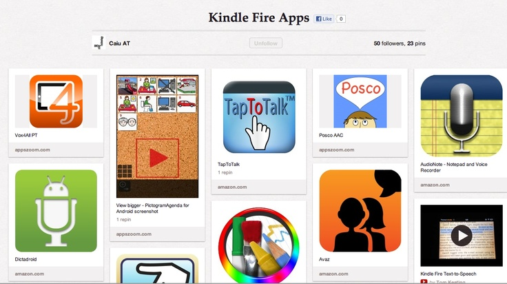 21 best Kindle Fire Apps for Education images on Pinterest ...