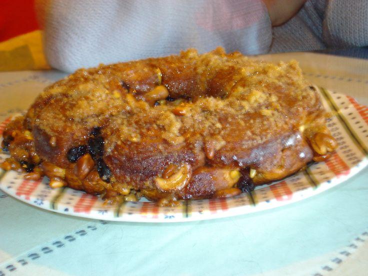 καραμελωμένο κέικ ..... @pezoula_paros