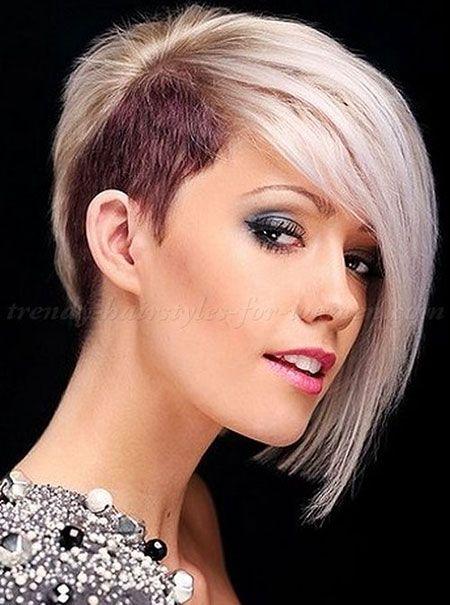 Kurz Unter Frauen Frauen Seiten Razor Pixie Longer Hairideas