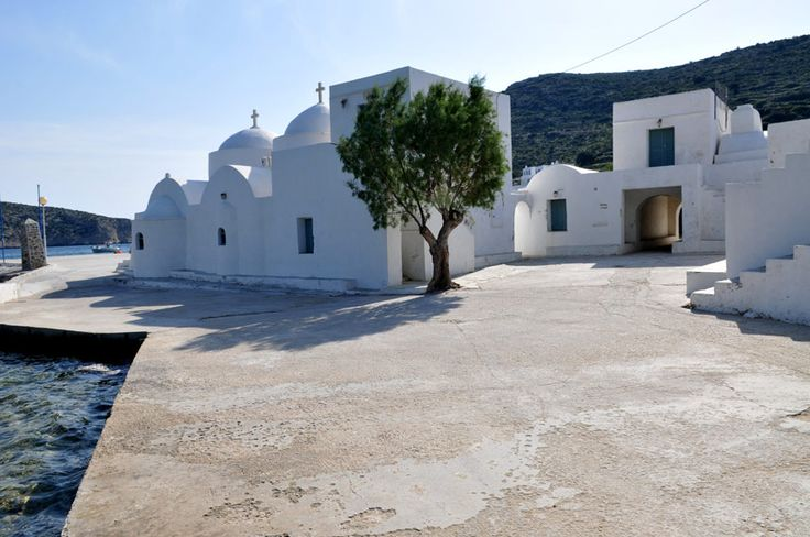 Our Sifnos Church at Vathi