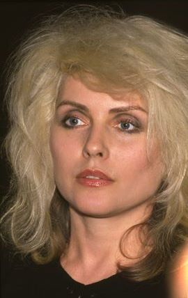 """Deborah Harry lead singer of Blondie during the """"Escape From New York Tour"""" circa 1990"""