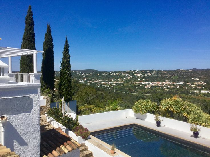 Views from Suite 4, rooftop terrace #boutiquehotel #b&b #bed&breakfast #algarve #portugal