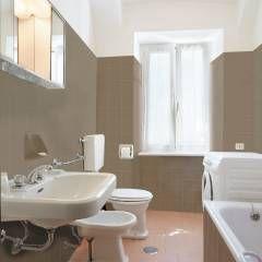 die besten 25 bad fliesen streichen ideen auf pinterest badfliesen streichen farbfliesen und. Black Bedroom Furniture Sets. Home Design Ideas