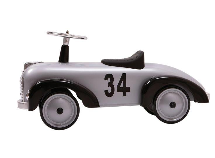 Speedster silver - Bonti