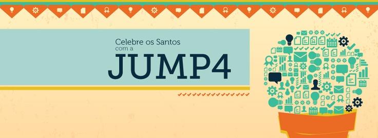 para quê apregoar aos santos, se a JUMP4 tem tudo aquilo que precisa?