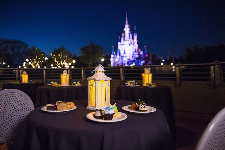 Reservations open March 20th 2015 for the newly enhanced Wishes Fireworks Dessert Party at Magic Kingdom Park, Walt Disney World.