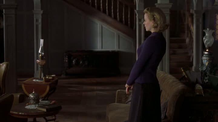 THE OTHERS [2001] (Nicole Kidman)... not on youtube... good copy
