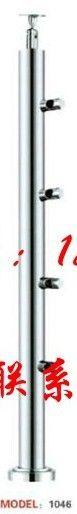 Livraison gratuite 304 en acier Inoxydable escalier accoudoir clôture balustrade tige 38mm diamètre