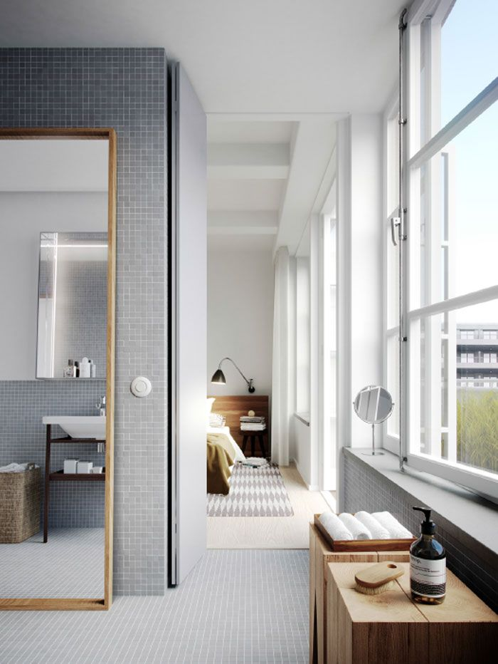 Sophisticated Living in a Former Chocolate Factory | NordicDesign