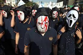 """Résultat de recherche d'images pour """"marchas estudiantiles en chile"""""""