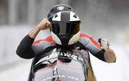 Justin Kripps wins bronze in Konigssee, Germany on Saturday becoming the overall 2-man bobsleigh World Cup champion of the season. Kripps...