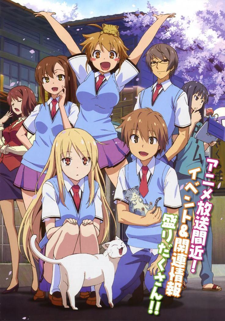 de Animes de Comédia Romântica Anime de