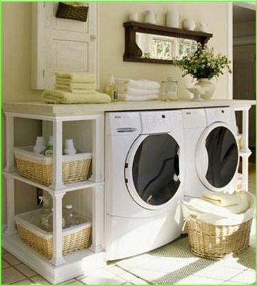 ❥ Laundry rooms