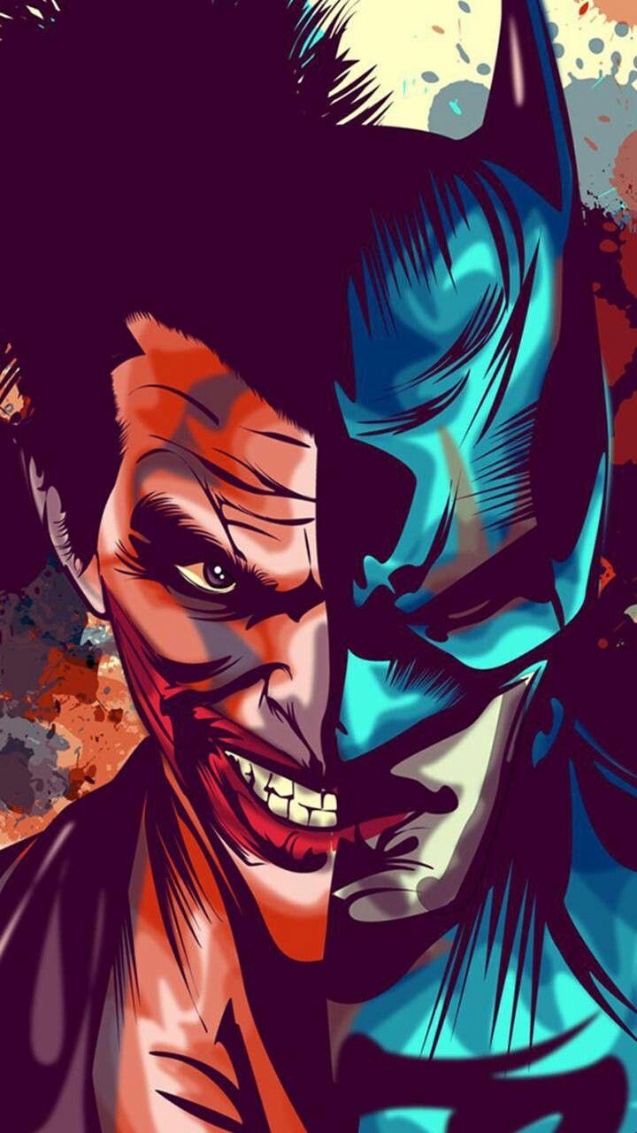 Batmanjoker Batman Wallpaper Fondos De Pantalla Batman