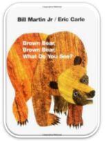 """Brown bear"""
