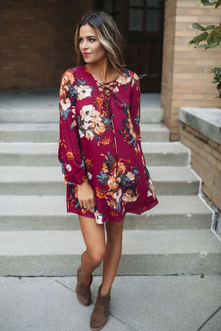 Super cute top, love it with the boots.