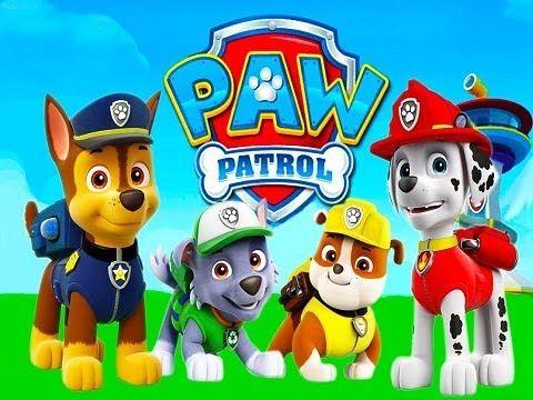 Paw patrol full episodes 2017 - Rescue Run Pups Save Team Chase MarshallRocky - Paw Patrol cartoon