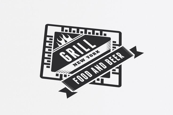 18 Vintage Templates, Badges, Logos by DesignDistrict on Creative Market
