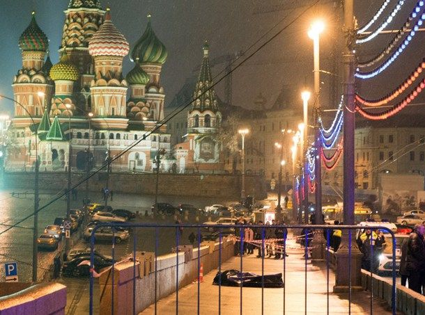 Associated Press: Prominent Russian opposition leader Boris Nemtsov shot dead