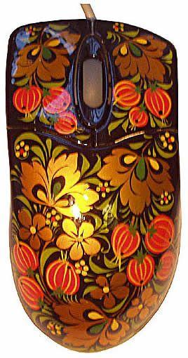 russian folk art design pattern
