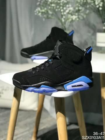 reputable site f51bf f1e24 Cheap Air Jordan 6 Retro 2018 AAA Unisex shoes Black Jade For Wholesale and  Discount Only Price  50 To Worldwide Free Shipping WhatsApp 8613328373859