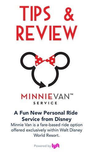 PHOTOS & TIPS: Minnie Vans--the new private car service at Walt Disney World!