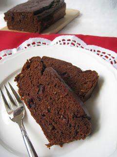 Ciasto z ciecierzycy bez cukru, mąki i tłuszczu