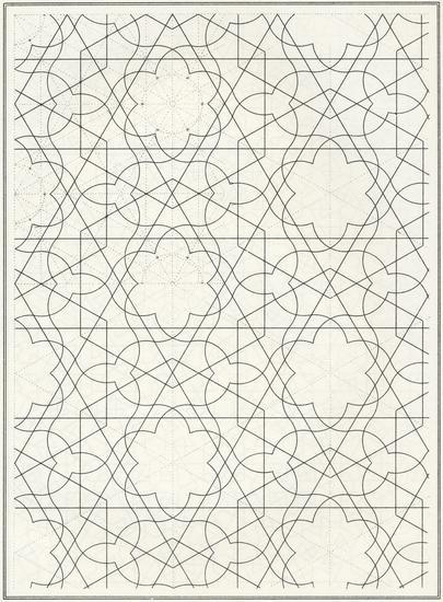 Pattern in Islamic Art - BOU 040