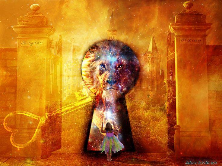 Image result for prophetic art Doorway of Destiny