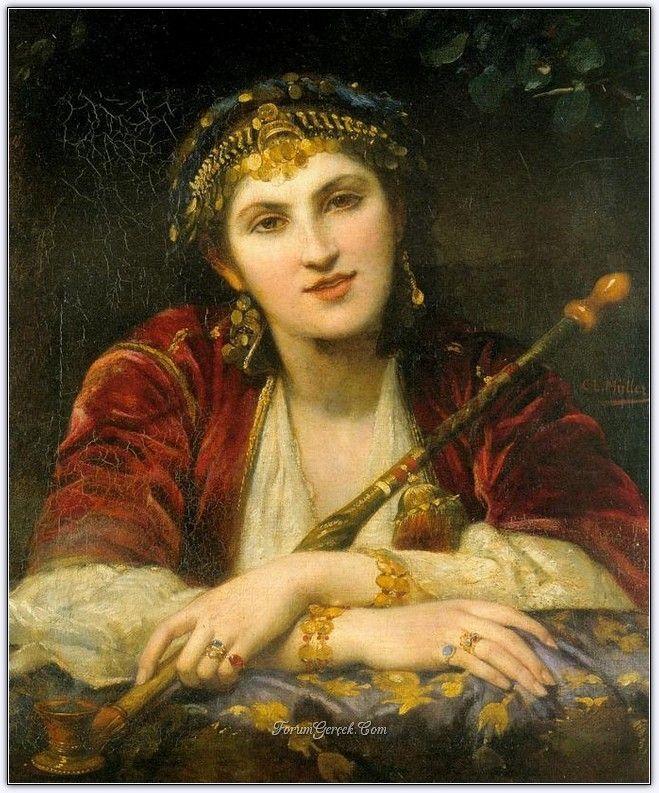 Charles Louis Muller (1815 - 1892) | Fransız Ressam - Forum Gerçek