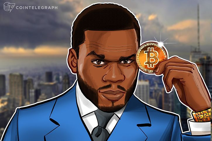 50 Cent Makes Millions Selling Album For Bitcoin Bitcoin Crypto News Music