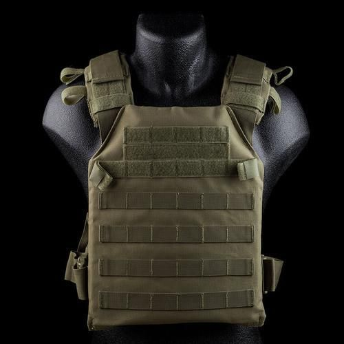 .Spartan Armor Systems™ Light Weight Sentry Plate Carrier Only