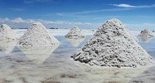 Bolivie lithium