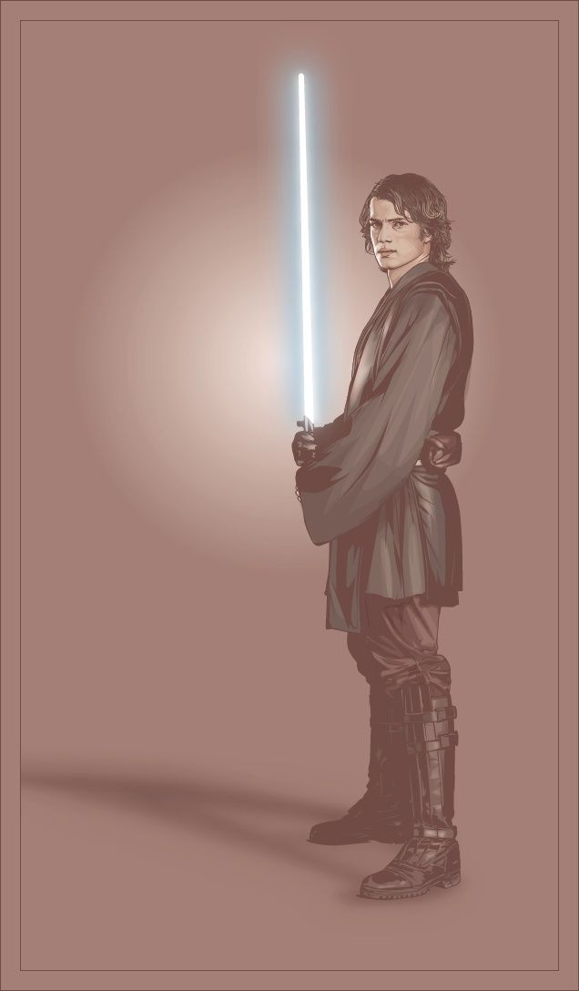 Star Wars Vector Graphic Art