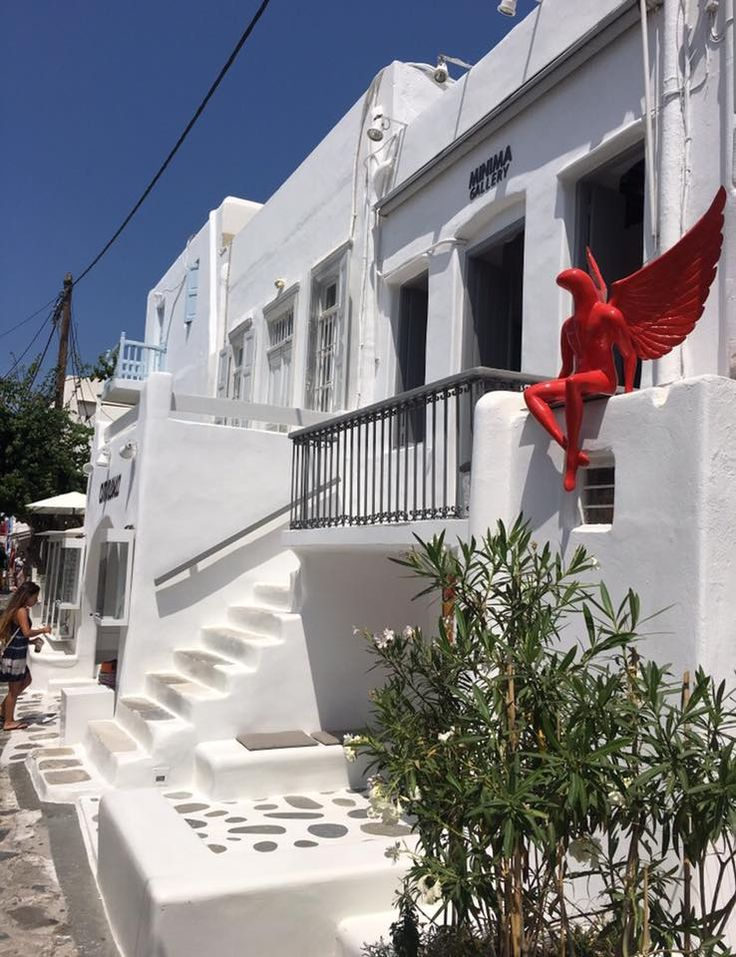 My Mykonos…, Georgia Papadon | Classy and fabulous way of living