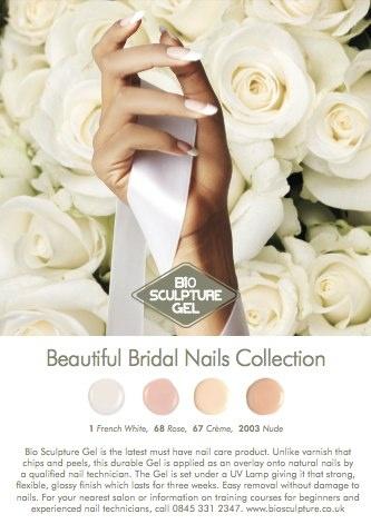 Beautiful Bridal Nails Collection