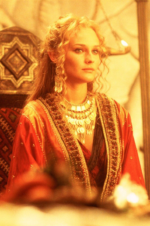 Amazing - would defin wear as a nightgown  Diane Kruger in Troy (2004)