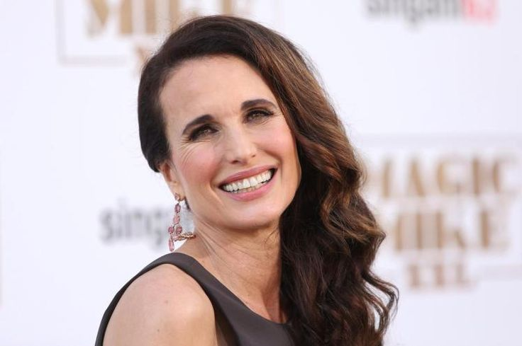 Why Magic Mike XXL star Andie MacDowell finds term 'cougar ...