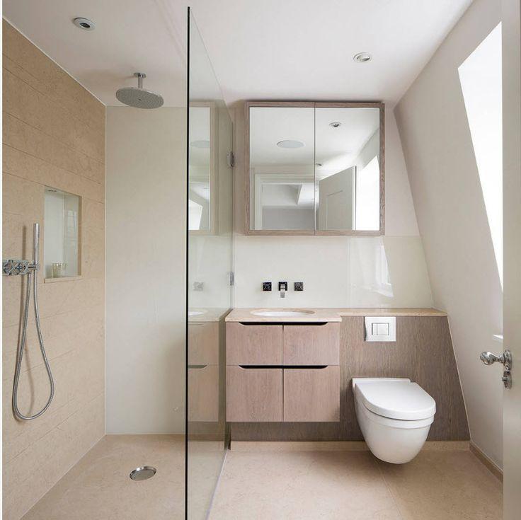 100 лучших идей дизайна: ванная совмещенная с туалетом на фото