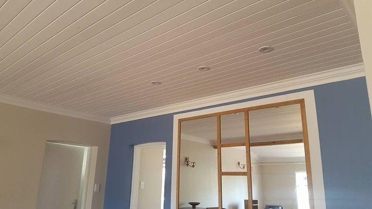 Another gorgeous IsoBoard installation by The Ceiling Wizard. (South Africa)  Keep in mind that IsoBoard will shrink away from excessive heat sources such as inappropriate downlighting fitted within the board. It is therefore imperative that you discuss planned lighting with your contractor to make sure it is appropriate. You can also call your nearest IsoBoard branch and one of our knowledgeable team members will be able to advise you.