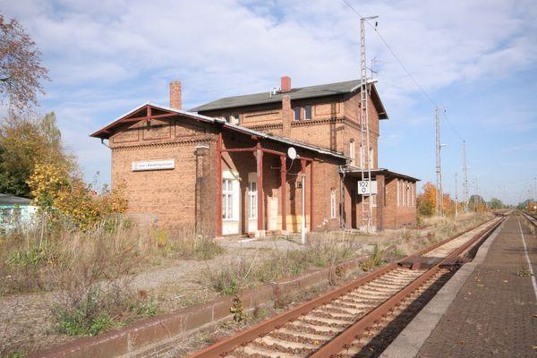 TEAMDOCHNOCH - Bahnhof Lindau bei Zerbst