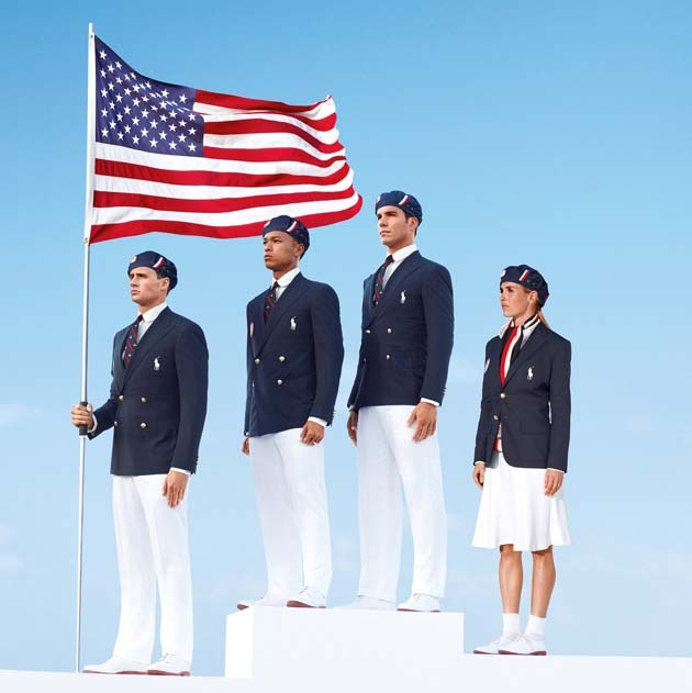 2012 Team USA Opening Ceremony outfits by Ralph Lauren- opinions anyone?