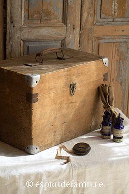25 melhores ideias sobre malle ancienne no pinterest malas vintage valise - Brocante industrielle en ligne ...