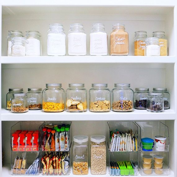 9 Tips For A Perfectly Organized Pantry: Best 25+ Pantry Organization Labels Ideas On Pinterest