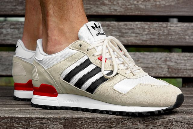 ADIDAS ORIGINALS ZX700 (POPPY RED) - Sneaker Freaker, Men's Spring Summer Fashion