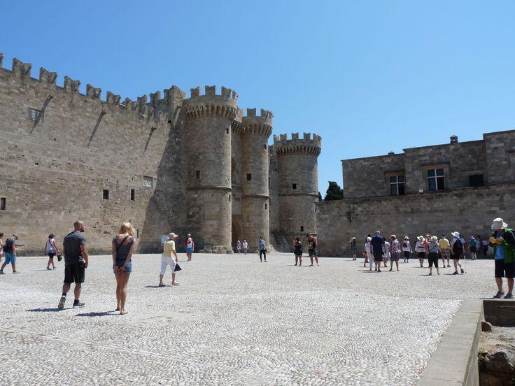 Родосский замок