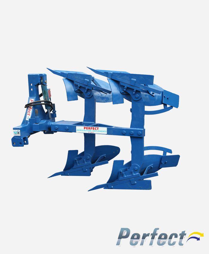 Perfect Reversible Plough Two Furrow Model-Savan