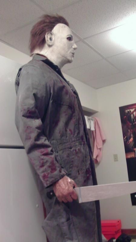Halloween 6 The Curse of Michael Myers Costume