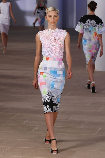 Preen Spring 2012: Fashion Late, Summer Fashion, Preen Spring, Visual Style, Tonal Cluster, Fashion News, 2012 S S, Spring 2012, Orson Well