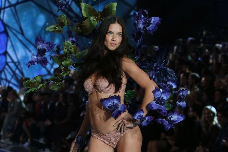 Adriana Lima Had the Best Response When Asked If She Ever Dated Justin Bieber - ELLE.com